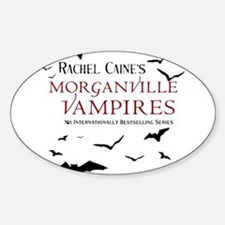 The Morganville Vampires by Rachel Caine Decal