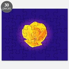 Yellow Poppy Puzzle