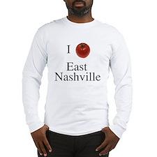 Cute Nashville Long Sleeve T-Shirt
