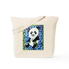 Panda Adventures Tote Bag