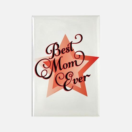 Best Mom Ever Rectangle Magnet (100 pack)