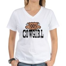 100% Cowgirl Shirt