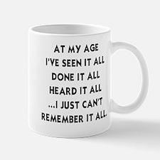 Cute As seen on Mug