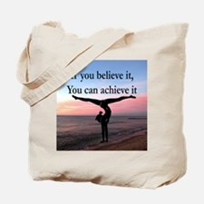 GYMNAST INSPIRATION Tote Bag