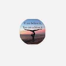 GYMNAST INSPIRATION Mini Button (10 pack)