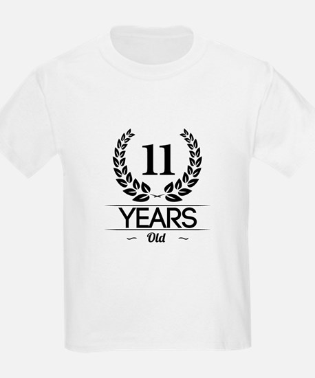 11 Years Old T-Shirt