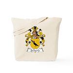 Scherb Family Crest  Tote Bag
