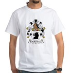 Schellenburg Family Crest White T-Shirt