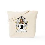Schellenburg Family Crest Tote Bag