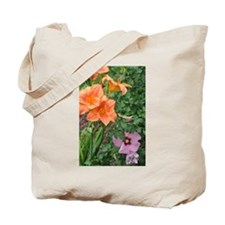 Lilys_Rose of Sharon Tote Bag