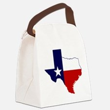 Great Texas Canvas Lunch Bag