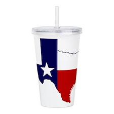 Great Texas Acrylic Double-wall Tumbler