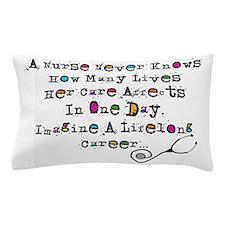 Retired Nurse Poem Pillow Case