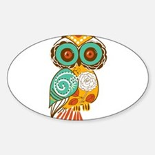 Who Me Owl Decal