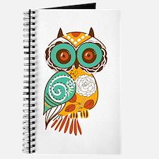 Who Me Owl Journal
