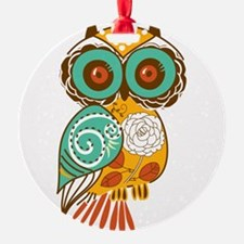 Who Me Owl Ornament