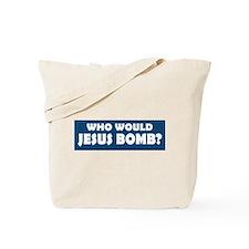 Unique Antiwar Tote Bag