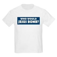 Cute Jesus was a liberal T-Shirt