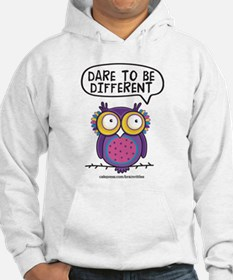 Dare to be different Owl Hoodie