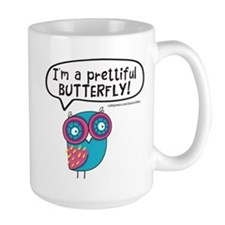Im a prettiful butterfly Mug