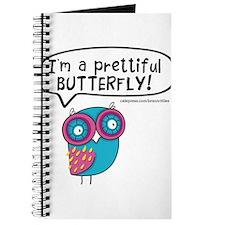 Im a prettiful butterfly Journal