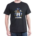 Scheeres Family Crest Dark T-Shirt