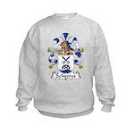 Scheeres Family Crest Kids Sweatshirt