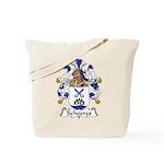 Scheeres Family Crest Tote Bag