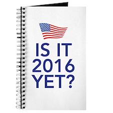 Is it 2016 yet Journal