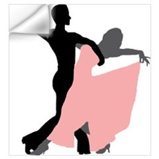 Dancing Wall Decal