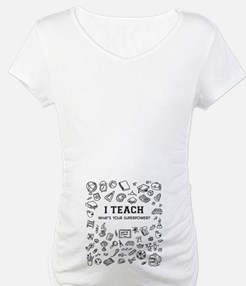 Superhero Teacher Shirt