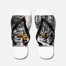 Cute New york city Flip Flops
