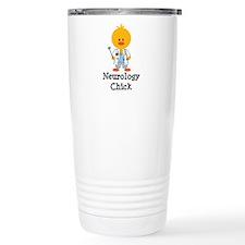 Cute Neurology Travel Mug