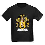 Schedel Family Crest Kids Dark T-Shirt