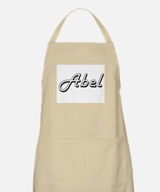 Abel Classic Style Name Apron