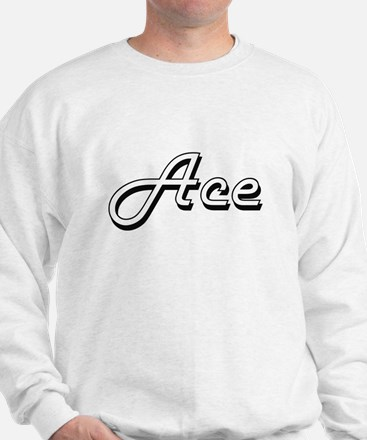 Ace Classic Style Name Jumper
