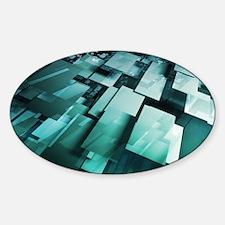 Information Technology Sticker (Oval)