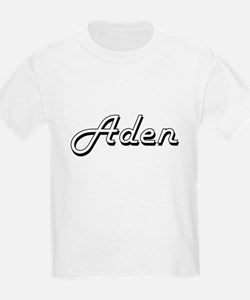 Aden Classic Style Name T-Shirt