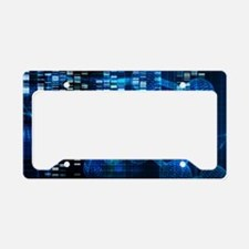 Genetic Science Research License Plate Holder