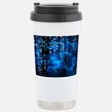 Genetic Science Researc Travel Mug