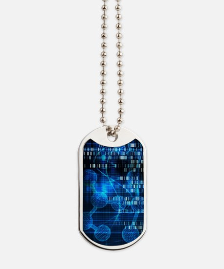 Genetic Science Dog Tags