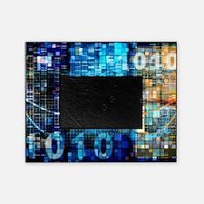 Digital Image Background Picture Frame