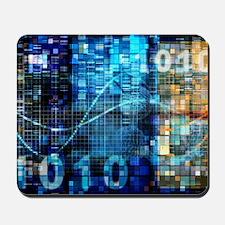 Digital Image Background Mousepad