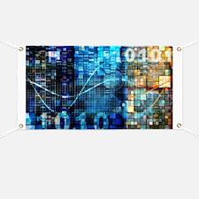 Digital Image Background Banner
