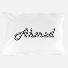 Ahmed Classic Style Name Pillow Case