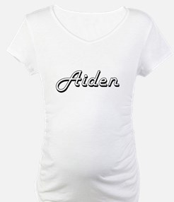Aiden Classic Style Name Shirt