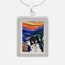 Kitty Scream Necklaces