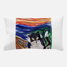Kitty Scream Pillow Case