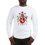Schaul Family Crest  Long Sleeve T-Shirt