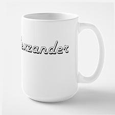 Alexzander Classic Style Name Mugs